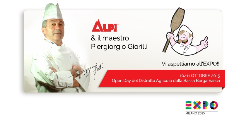 ALPI MIX A EXPO 2015