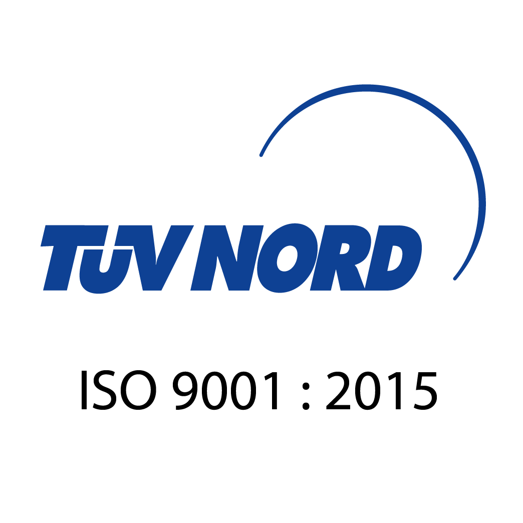 TUV NORD ISO 9001 : 2015